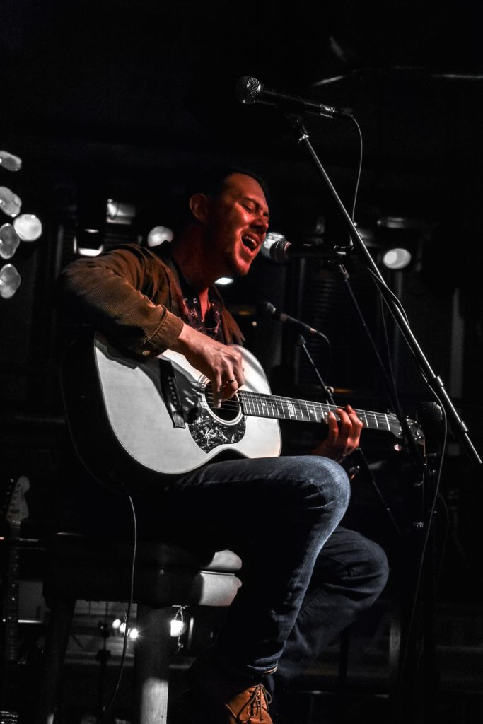 King-sii Photography of Ben Drummond performing at the Jamhouse Birmingham