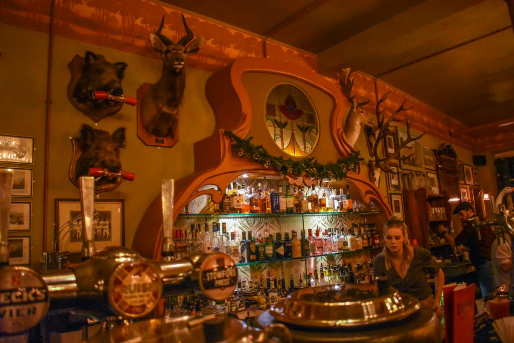 Cosy Club in Sailsbury adventures with King-Sii