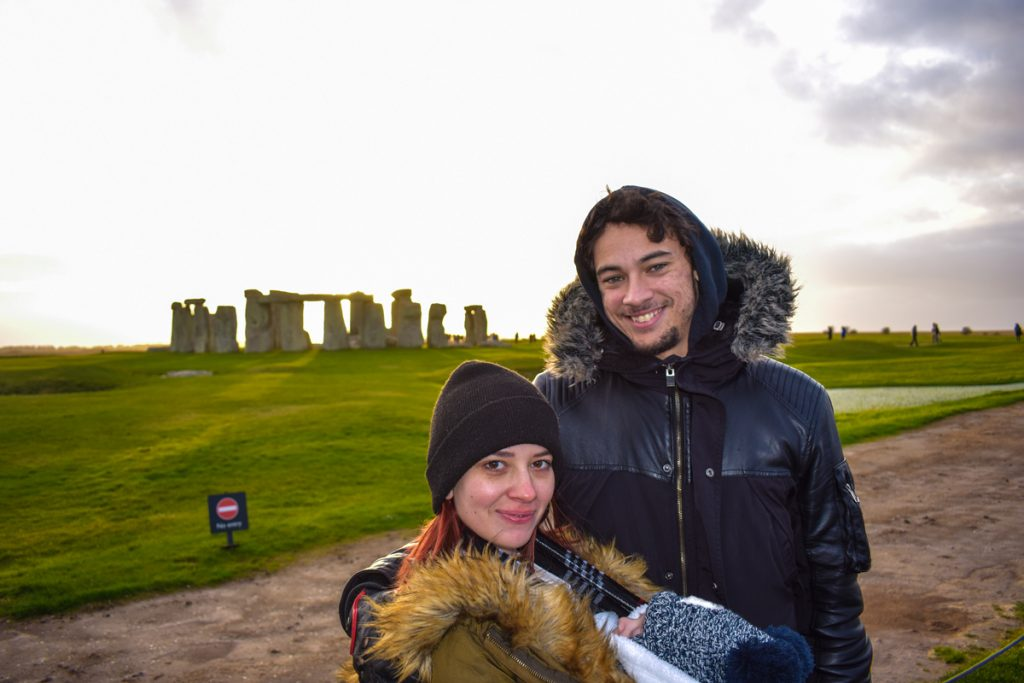 stone henge Near Salisbury, click to see more about my adventure here