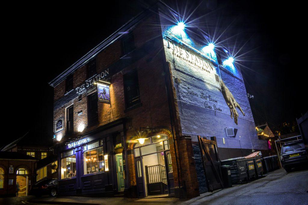 The Station pub Sutton